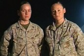Sisters find each other in Afghanistan