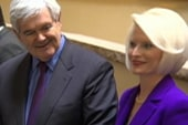 Did Gingrich's wife cause campaign fallout?