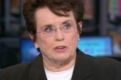 Billie Jean King on success, equality, and...