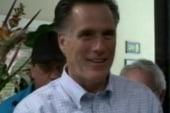 Romney under fire