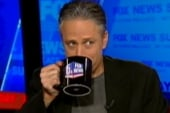 Stewart takes on Fox News