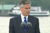 Huntsman's debut marred by blunders