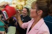 Palin quits bus tour half-way through