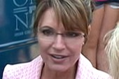 Did Sarah Palin quit her bus tour?