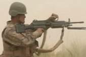 Small amount of combat troops said to be...