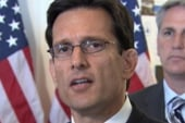 Cantor throws Speaker Boehner under the bus