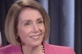 Nancy Pelosi talks GOP walkout