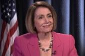 Pelosi calls Cantor walkout 'interesting'