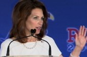 Poll: Support grows for Bachmann
