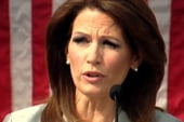 Will Bachmann become the GOP front-runner?