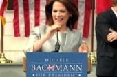 Bachmann kicks off campaign