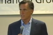 Third time is not the charm for Romney's lie