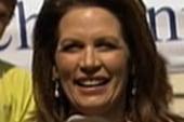 Bachmann gains momentum, Pawlenty struggles