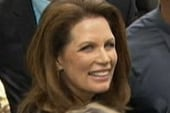 Bachmann – the frontrunner?