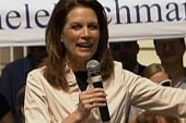 Bachmann and Palin crowd Iowa