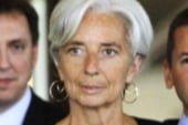 Lagarde selected as head of IMF