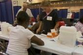 Free health care clinics save lives