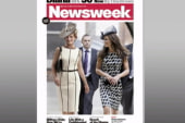 Newsweek's Diana cover sparks controversy
