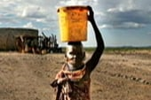 World faces a water crisis