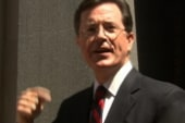 Colbert gets a SuperPAC!