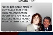 John Lennon – a Reagan Democrat?