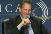 Does Geithner need to go?