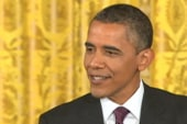 Is Obama changing campaign tactics?