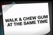 "WashSpeak: ""Walk and chew gum at the same..."