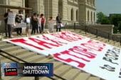 Minnesota is shut down