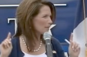 Bachmann's 'marriage vow'