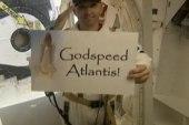Godspeed Atlantis