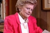 Former First Lady Betty Ford dies