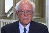 Sanders on stalled debt talks