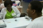 Free clinic volunteer shares his experiences