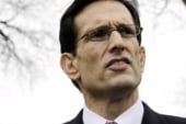 Cantor takes the lead in debt negotiations