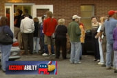 GOP vote suppression effort could stave...