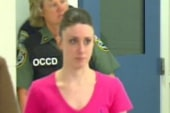 Casey Anthony walks out of jail