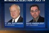 WI recall: Dem State Sen. up against GOP...