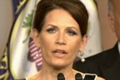 Bachmann faces migraine questions