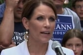 Bachmann fights off right-wing hit job