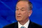 Ed delivers a memo to Bill O'Reilly