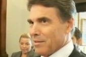 Perry remains coy about becoming vice...
