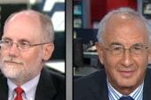 Breaking down new NBC News/Wall Street...