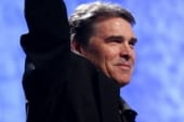 Is Perry the answer for the GOP in 2012?