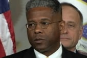 Allen West not backing down on his crude...