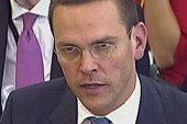 Questions over James Murdoch's testimony
