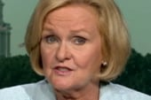 Sen. McCaskill: Compromise is more...