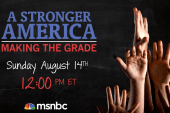 A Stronger America: Making the Grade