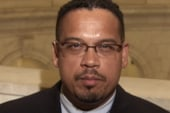 Progressive Congressman Keith Ellison on...
