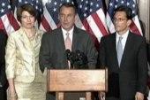 Poll: Public sides with Obama on debt talks